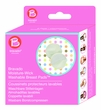 Bravado Moisture-Wick Washable Breast Pads, 6 Pack