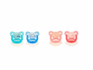 Dr. Brown&#39s PreVent Glow In The Dark Pacifier 0-6 Months