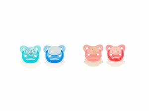 Dr. Brown&#39s PreVent Glow In The Dark Pacifier, 6-12 Months