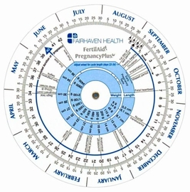 Fairhaven Health Pregnancy & Ovulation Wheel