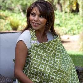 Hooter Hiders Nursing Cover, Aero in Pocket Style