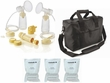 Medela Symphony & Lactina Pumping Kit with Black Nylon Bag