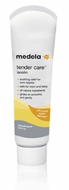 Medela Tender Care Lanolin, 0.3 oz Travel Size