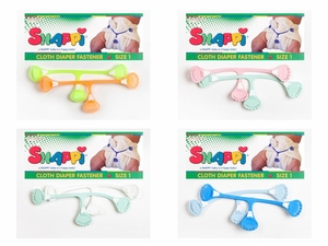 Snappi Baby Size 1, 2-Pack