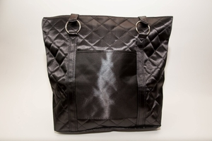 Black Tote for Spectra Breast Pump