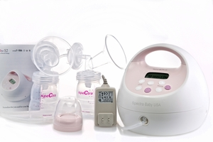 Spectra S2 Plus Double Electric Breast Pump