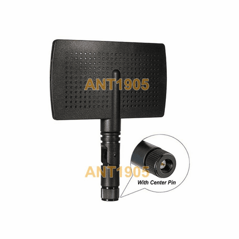 2.4 Wireless Directional Patch Antenna With 10 dBi Gain