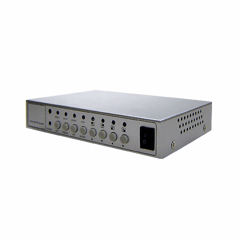 2-Channel Picture-In-Picture BNC Video Mixer Processor