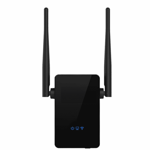 3-In-1 Wi-Fi Range Extender Repeater With Wi-Fi To Ethernet Bridge Adapter And Wireless Router