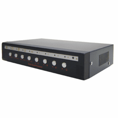 4-Channel Picture-In-Picture Video Processor With Audio Support
