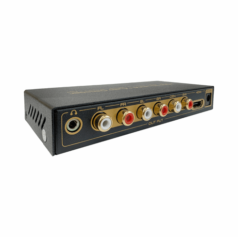 4K HDMI Multi-Channel LPCM 5.1 Dolby 5.1 AC3 DTS Audio Converter