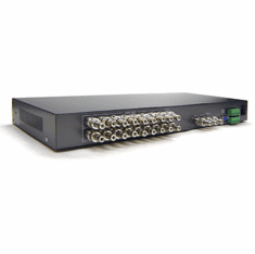 9-Channel RCA BNC Video Multiplexer Picture-In-Picture Video Processor