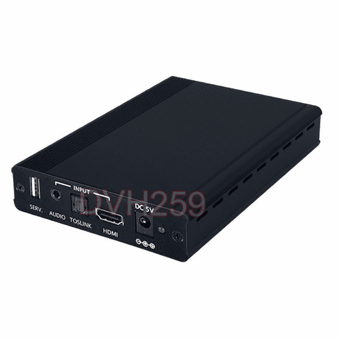 All-In-1 4K UHD HDMI to HDMI Scaler + DVI HDMI Audio Encoder + HDMI EDID Emulator