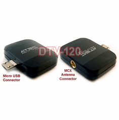 Android Digital TV Tuner Receiver For Tablet Smart Phone - ATSC Version For North America
