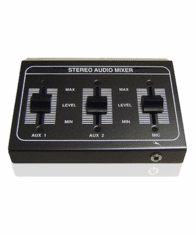Audio Mixers Processor
