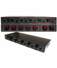 Audio Splitters Distribution Amplifiers