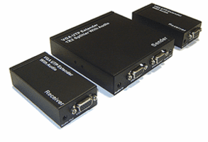 Audio Video Balun Extender Kits