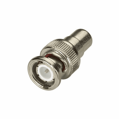 BNC Male To RCA Female Jack Adapter