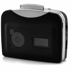 Cassette To MP3 Player Converter + Analog MP3 Audio Recorder Player