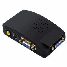 Composite RCA S-Video To VGA 1920x1200 Scaler + PIP Support