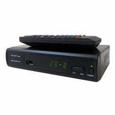 Digital ATSC TV Tuner For Air TV Channels Reception Through Antenna