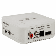 DVI HDMI Audio Encoder + HDMI Repeater