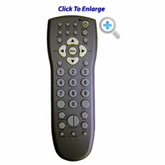 IR Remote Controller For LCDT7R1 Model