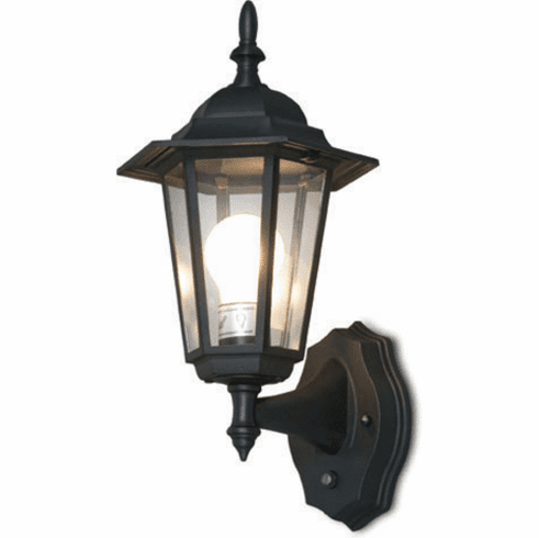Outdoor Wall Lighting System With Smart Photocell Sensor