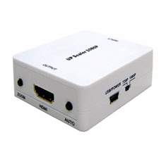 PC VGA + Audio To 1080p HDMI Video Converter Scaler