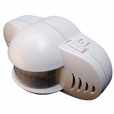 Portable Alarm System With Motion Sensor