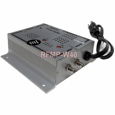 Professional RF Cable TV Signal Amplifier With High 40dB Gain