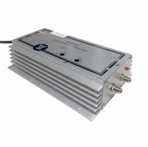 Professional RF Cable TV Signal Amplifier With High 50dB Gain