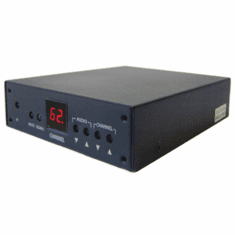 Professional RF Coax To Composite Video Audio Agile Demodulator