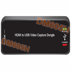 USB 3.0 D HDMI DVI Video Recorder Adapter With DVR Software for PC