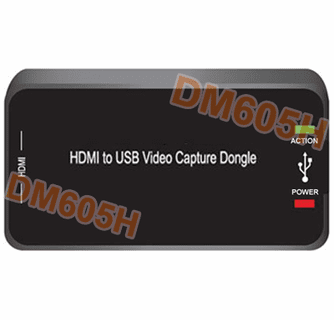 USB 3 0 D HDMI DVI Video Recorder Adapter With DVR Software