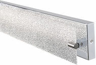 Abra 20006WV-CH Blaze Modern Chrome LED 40  Bathroom Light