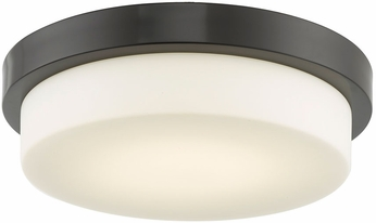 Abra 30015FM-BZ Step Modern Bronze LED 13  Ceiling Light Fixture