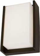 Abra 50010ODW-CL Titon Modern Coal LED Outdoor Wall Lighting Sconce