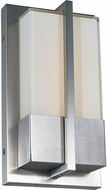 Abra 50016ODW-316ST Neutron Modern Stainless Steel LED Outdoor Wall Sconce Lighting