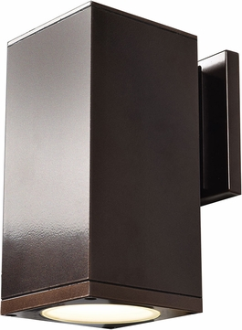 Access 20032LEDMG Bayside Contemporary LED Outdoor Small Wall Sconce