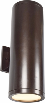 Access 20036LEDMG Sandpiper Contemporary LED Outdoor Large Light Sconce