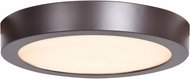 Access 20071LEDD-BRZ-ACR Ulko Exterior Modern Bronze LED Exterior 7  Ceiling Lighting