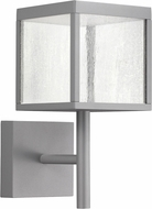 Access 20080LED-SG-SDG Reveal Contemporary Satin Gray LED Outdoor Wall Lighting Fixture