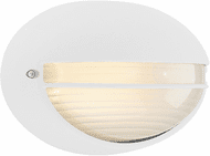 Access 20270LEDDMG-WH/OPL Clifton White LED Outdoor Wall Light Sconce