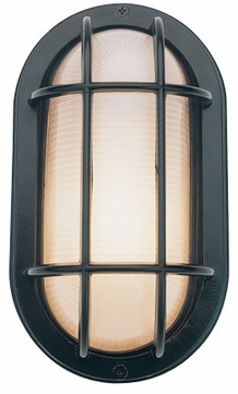 Access 20290 Bulkheads Black Outdoor Light Wall Fixture