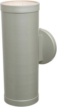 Access 20364LEDDLP-SAT-CLR Poseidon Modern Satin LED Outdoor 12  Wall Sconce Light