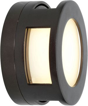 Access 20375LEDMGLP-BRZ-FST Nymph Modern Bronze LED Exterior Light Sconce