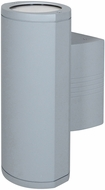 Access 20389LEDDMGLP-SAT-CLR Trident Contemporary Satin LED Outdoor Wall Sconce Lighting