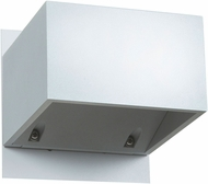Access 20398LEDMG-WH Square Modern White LED Outdoor Wall Light Sconce