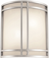 Access 20420LEDDLP-SAT-OPL Artemis Modern Satin LED Wall Light Sconce